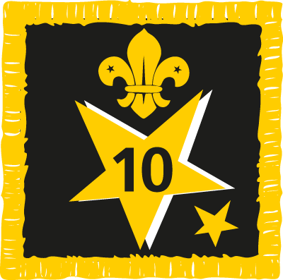 Participation Badge 10