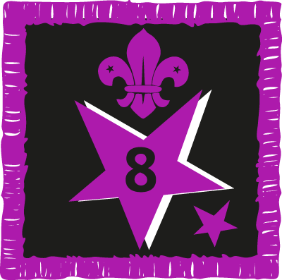 Participation Badge 8