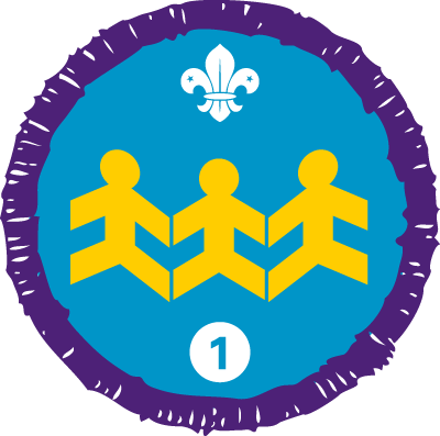Community Impact Staged Activity Badge