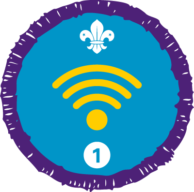 Digital Citizen Stage Activity Badge