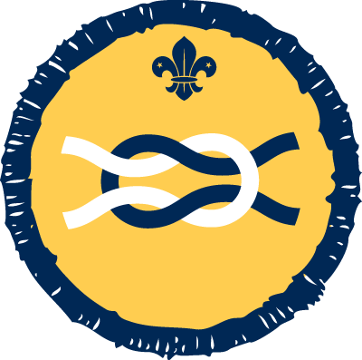 Camp Craft Activity Badge
