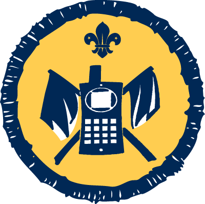 Communicator Activity Badge