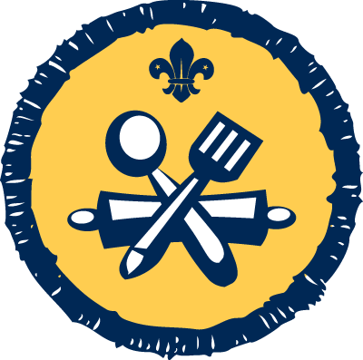 Cook Activity Badge