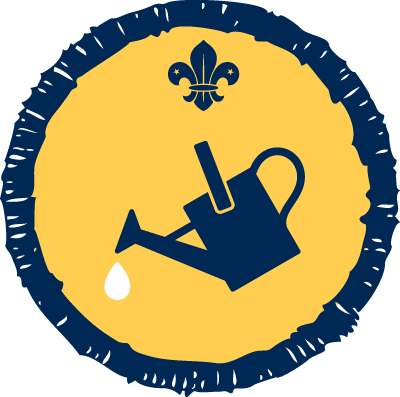 Gardener Activity Badge