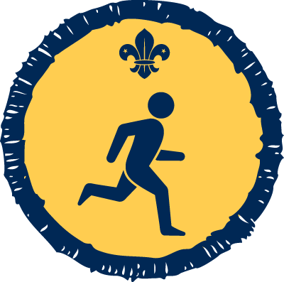 Sports Activity Badge