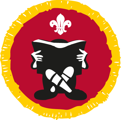 Book Reader Activity Badge