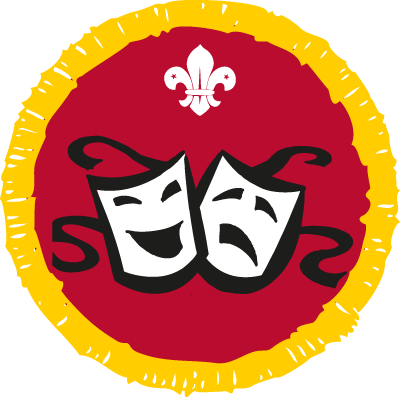 Entertainer Activity Badge