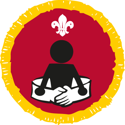 Personal Safety Activity Badge