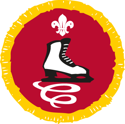 Skater Activity Badge
