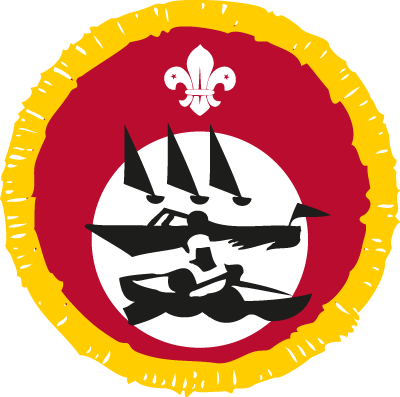 Water Activities Activity Badge