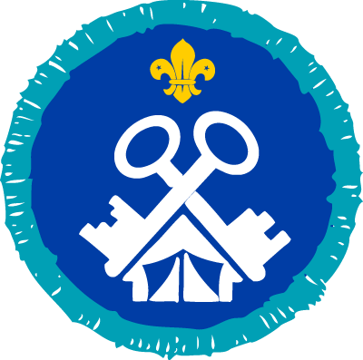 Activity Centre Service Activity Badge