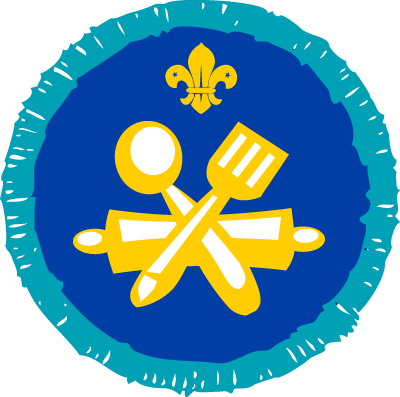 Chef Activity Badge