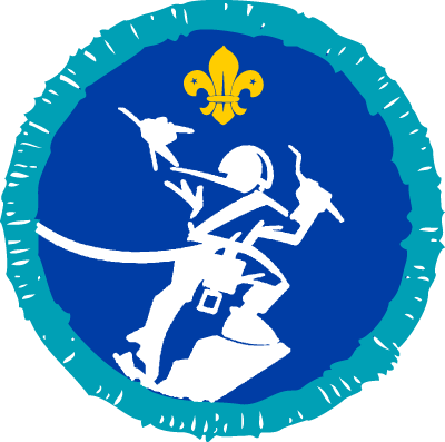 Climber Activity Badge