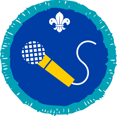 Media Relations and Marketing Activity Badge