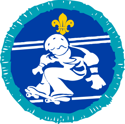 Street Sports Activity Badge
